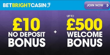 BetBright Offer