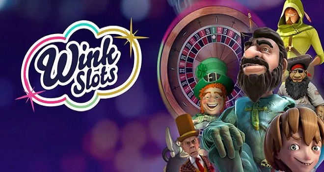 Wink Slots Free Spins