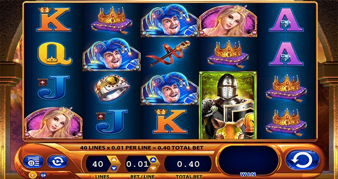 Black Knight Casino Game