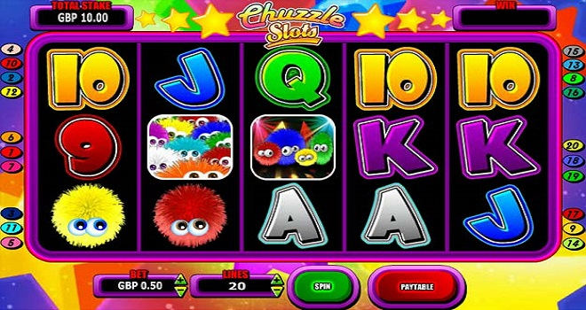 Chuzzle Free Play SLot