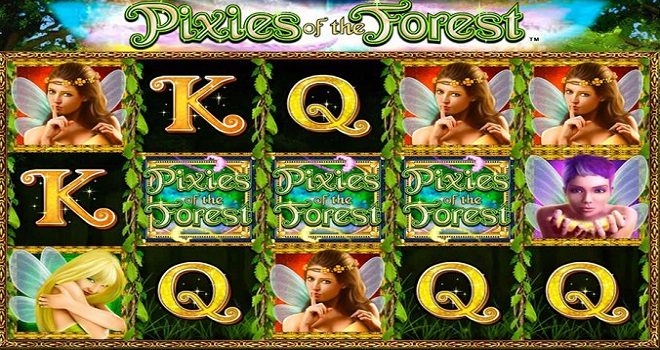 Pxies Of The Forest Real Money Slot