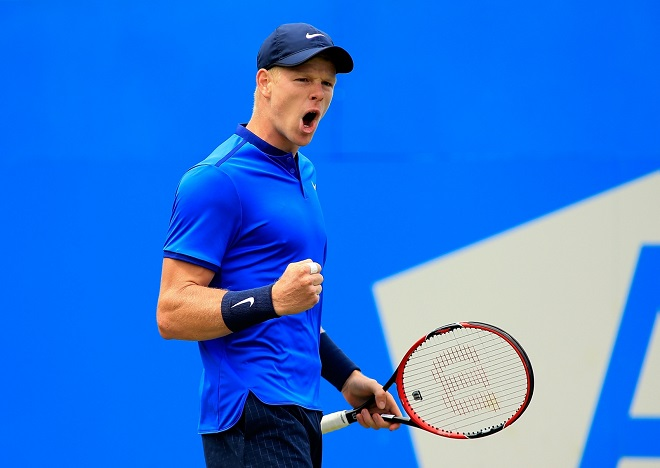 Edmund powers through to Australian open quarter finals
