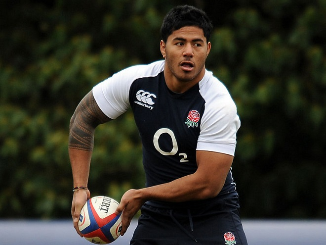 England Rugby duo sent home from training Camp