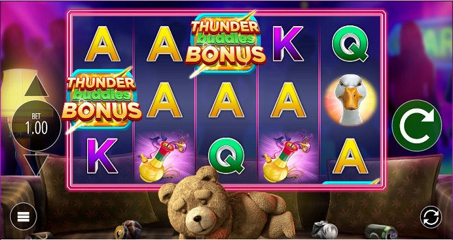 Ted Slot Machine Review & Free Instant Play Casino Game