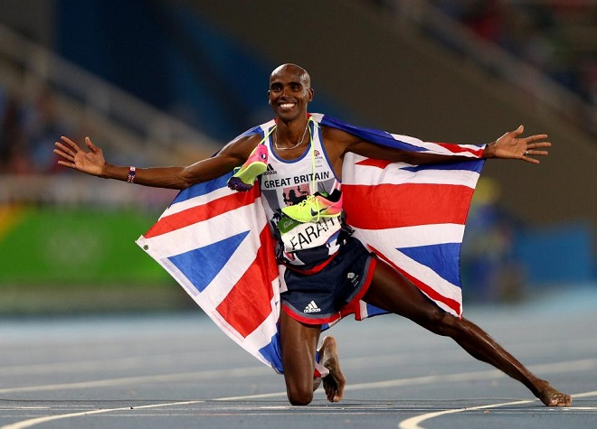 Sir Mo Farah wins BBC Sports Personality 2017