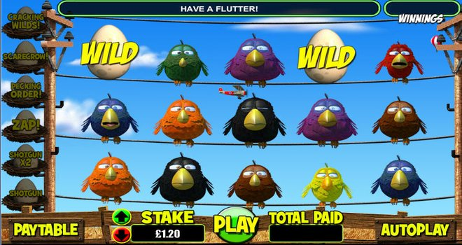 Birdz Slot Game