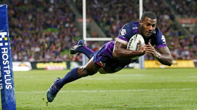 Fiji secure top spot by defeating Italy