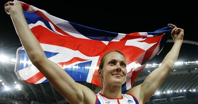 Another Russian ban see's GB's Kelly Sotherton awarded Bronze