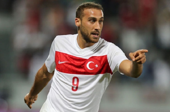 Everton agree fee for Tosun