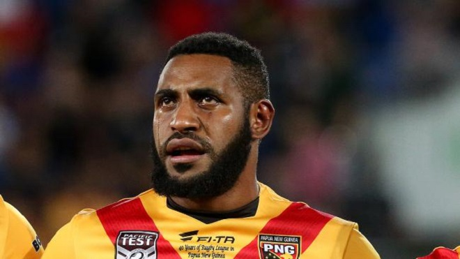 Widnes Vikings sign another PNG Star