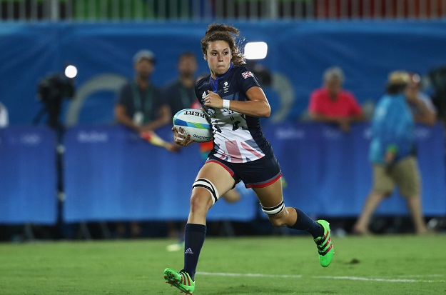 Brown named captain of England's Women 7s team for Commonwealth Games
