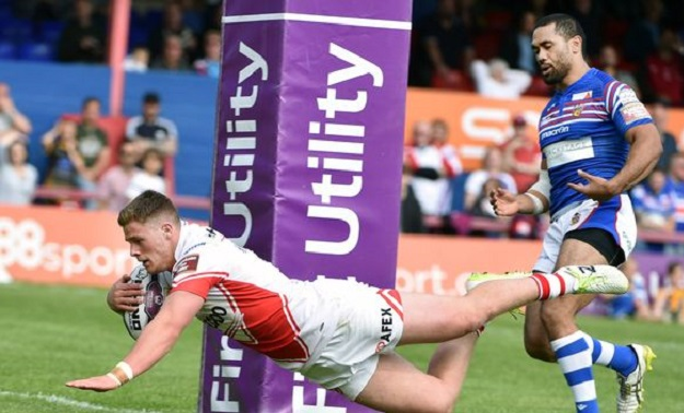 St Helens look to return to winning ways as they travel to Hull KR tonight