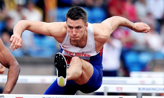 Pozzi earn's Britians 2nd Gold on final day of World Indoor Championships