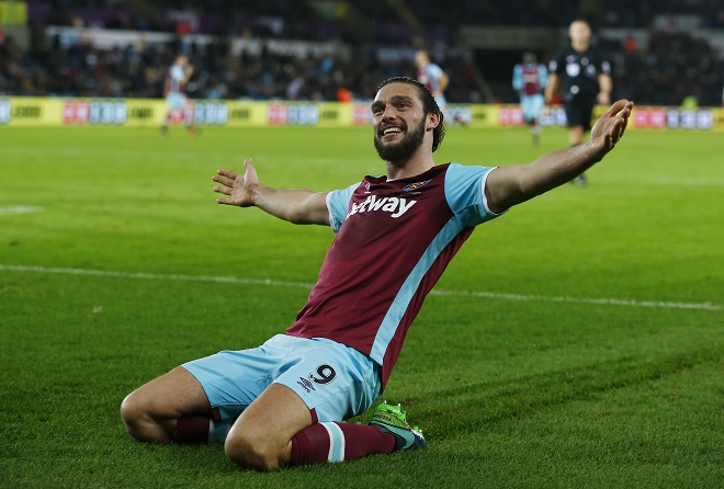 West ham secure Premiership status, while Stoke take a step closer to Championship football.