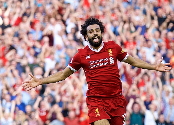 Salah walks away with PFA Player of the Year award