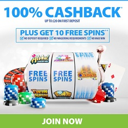 BGO Monopoly Casino Offer