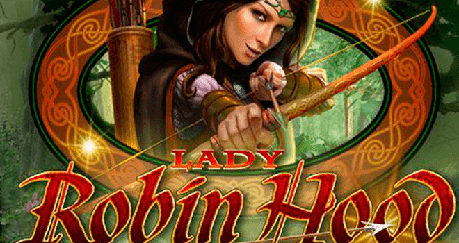 Lady Robin Hood Slot Machine