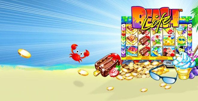 Beach Life slot machine game