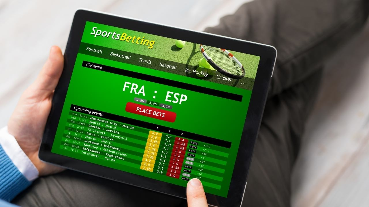 New Jersey sports betting providers